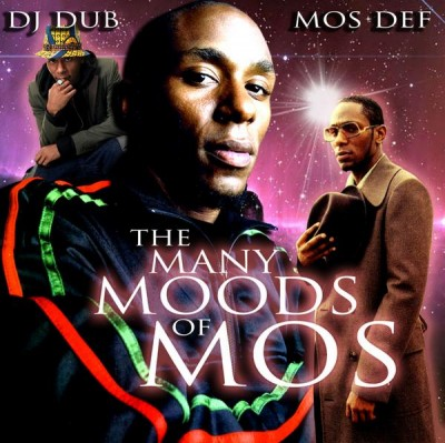 DJ DUB Many Moods of Mos Def Mixtape