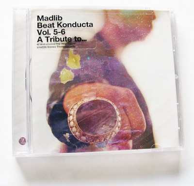 madlib beat kondcuta vol 5-6 