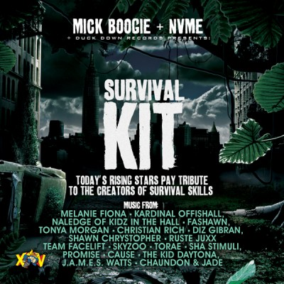 Survival.Kit.Covermixtape